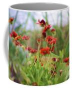 Beach Flowers Coffee Mug