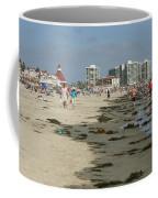 Beach Goers Coffee Mug