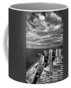 Beach Hotels San Juan Puerto Rico Coffee Mug by Amy Cicconi