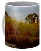 Beach House W Scripture Coffee Mug
