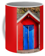 Beach Hut 12 Coffee Mug