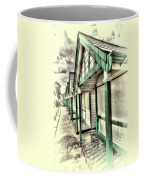 Beach Huts 1 Coffee Mug