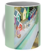 Beach Huts For Sale Coffee Mug