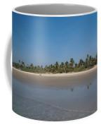 Beach In Goa Coffee Mug