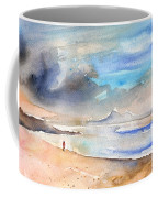 Beach In Lanzarote Coffee Mug