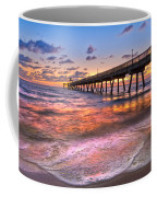 Beach Lace Coffee Mug
