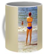 Beach Mom Coffee Mug