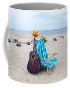 Beach Music Coffee Mug