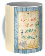 Beach Notes-c Coffee Mug