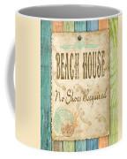 Beach Notes-d Coffee Mug