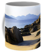 Beach Of Gold Coffee Mug