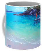 Beach Painting - A Day To Remember Coffee Mug