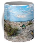 Beach Pals Coffee Mug by Betsy Knapp