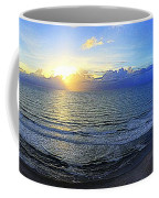 Beach Panorama Coffee Mug