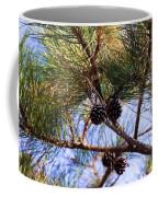 Beach Pine Coffee Mug