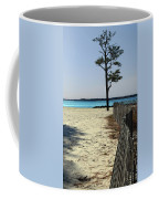 Beach Pine Coffee Mug