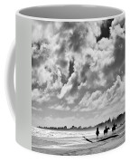 Beach Riders Coffee Mug