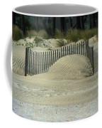 Beach Sand Dunes Coffee Mug