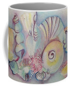 Beach Shack And Sea Shells 1.3 Coffee Mug