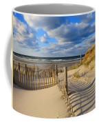 Beach Shadows  Coffee Mug