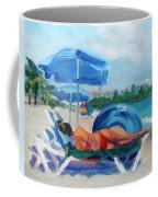 Beach Siesta Coffee Mug