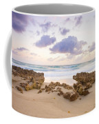 Beach Sunrise At Jupiter Island Florida Coffee Mug