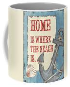 Beach Time 2 Coffee Mug