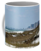Beach To City Coffee Mug