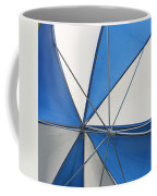 Beach Umbrella Coffee Mug