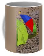 Beach Umbrellas Coffee Mug