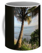 Beach Under The Palm 4 Coffee Mug