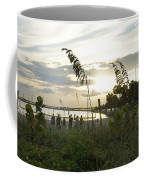 Beach Volleyball Coffee Mug