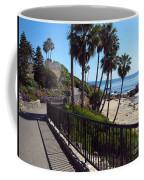 Beach Walkway Coffee Mug