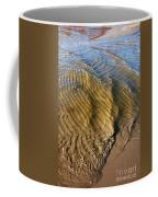 Beach Wave Pattern. Coffee Mug