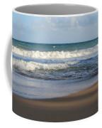 Beach Waves 3 Coffee Mug
