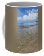 Beach Waves Tall Coffee Mug