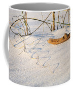 Beach Wood And Curly-q Coffee Mug