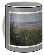 Beach Writing Coffee Mug