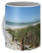 Beachaccess Coffee Mug