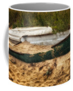 Beached Coffee Mug by Bill Wakeley