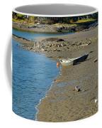 Beached Dinghy Coffee Mug