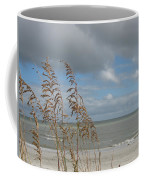 Beachview With Seaoat  Coffee Mug