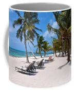 Beachy Belize Coffee Mug