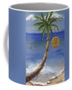 Beachy Christmas Coffee Mug