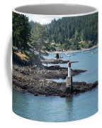 Beacon At Snug Cove Coffee Mug