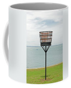 Beacon On Yarmouth Common Coffee Mug