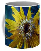 Beaded Flower Coffee Mug