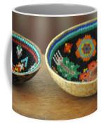 Beaded Indian Baskets Coffee Mug