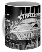 Beam Me Up Scotty Bw Coffee Mug