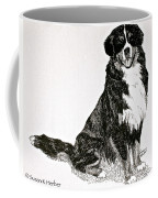 Beaming Berner Coffee Mug